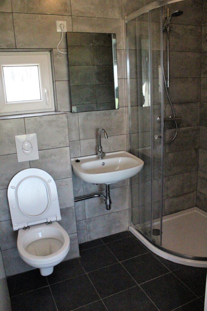Toilet met Douche