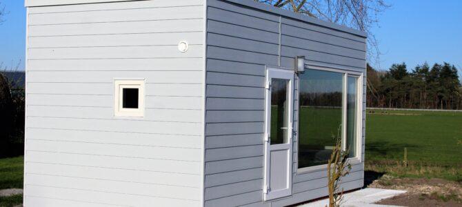 Panorama Box op Camping de Stal